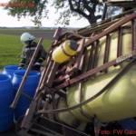 Schadstoffeinsatz auf der LH 11
