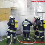 Kellerbrand in Traiskirchen