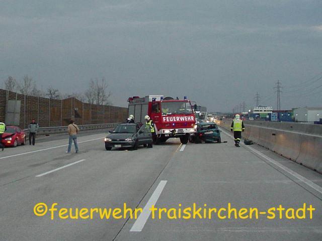 Fahrzeugbergung auf der A2