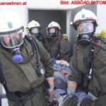 Atemschutzübung
