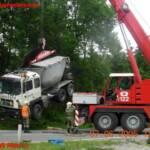 LKW Unfall in Ranshofen, Bez Braunau 3