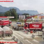 Hochwassereinsatz in Wörgl