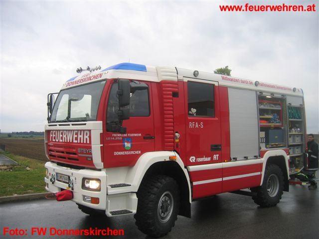 Neues Rüstfahrzeug für Donnerskirchen 1