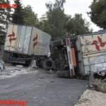 LKW-Unfall bei Schladming