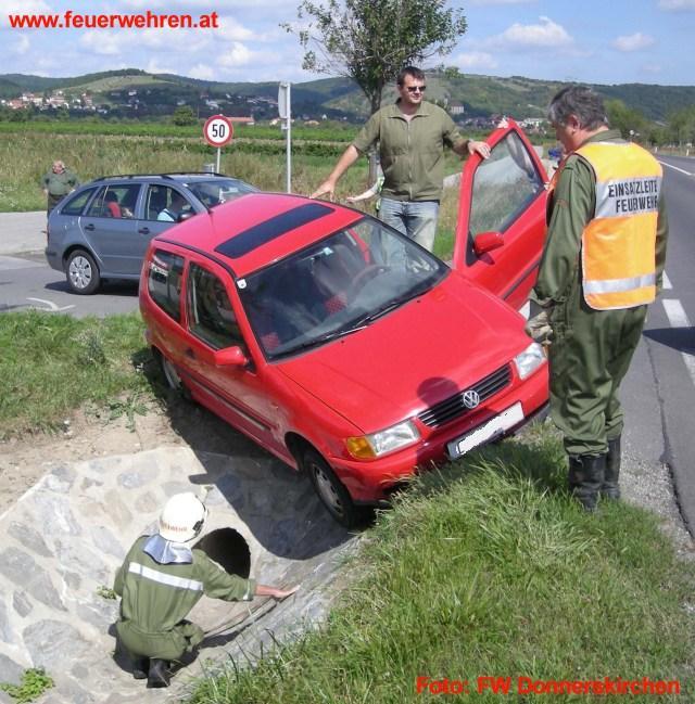 Fahrzeugbergung auf der B50