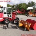 Neue Einsatzfahrzeuge bei der FF Ried im Innkreis