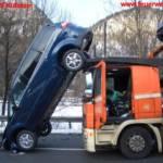 Verkehrsunfall auf A12 Inntalautobahn
