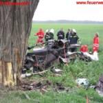 Tödlicher Verkehrsunfall in Gänserndorf