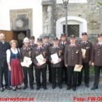Florianifeier der Ohlsdorfer Feuerwehren