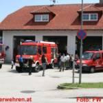 Tag der offenen Tür mit Weinfest der Feuerwehr Ohlsdorf ein Riesenerfolg