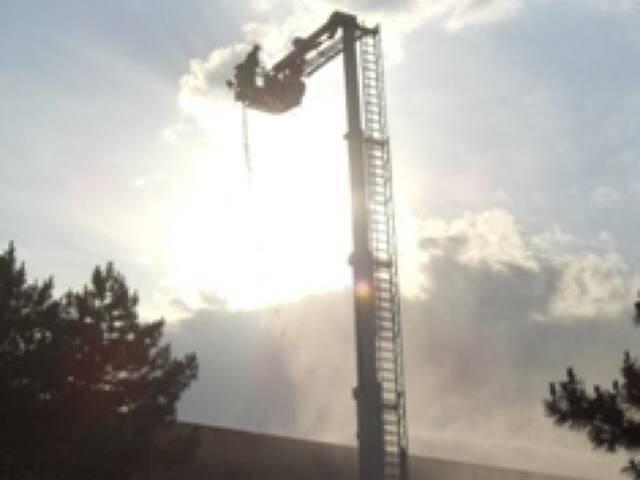 Einsatzübung mit dem Feuerwehrunterabschnitt 1, Baden-Land 1