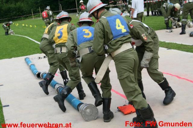 Abschnittsfeuerwehrleistungsbewerb in Feichtenberg