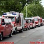 KHD-Bereitschaft des Bezirkes Hollabrunn alarmiert