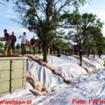 Dammbruch - Mold vor erneuter Flut geschützt