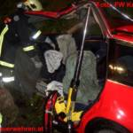 Schwerer Verkehrsunfall auf der Eibergbundesstrasse
