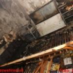 Kellerwohnungsbrand in der Grazer Keplerstraße