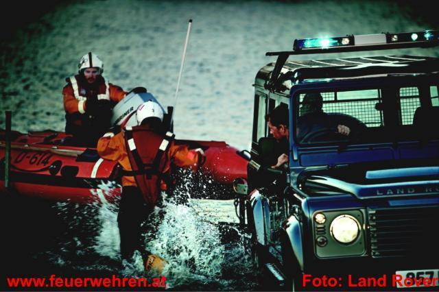 Land Rover Einsatzkräfte Teamwettbewerb Finale: Save the date 1