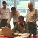 Bezirks-Katastrophenübung: Erdbeben in Gaishorn