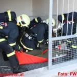 Atemschutz Leistungsprüfung am 19.09.2009 in Scheffau