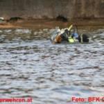 BFK Gmunden: 100 Feuerwehrtaucher reinigten den Traunsee 5