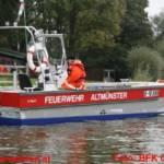 BFK Gmunden: 100 Feuerwehrtaucher reinigten den Traunsee 15