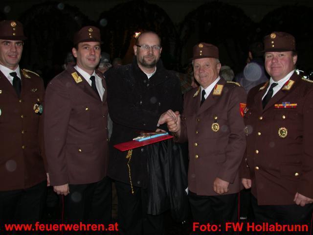 Josef Weidner wurde Diakon