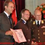 Feuerwehraward des Österreichischen Bundesfeuerwehrverbandes für Grazer Floriani