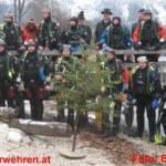 Traditioneller Jahresabschluss der Feuerwehrtaucher