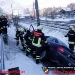 Verkehrsunfall auf der B170 Brixenthaler Bundesstraße