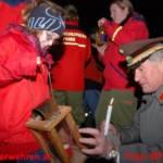 Friedenslichtübergabe 2009 der Feuerwehr Jugend