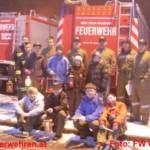 Friedenslichtaktion der Feuerwehrjugend