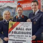 140 Jahre Stadtfeuerwehr Bleiburg - Ball der FF Bleiburg am 9.1.2010