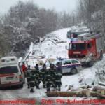 Schwerer Forstunfall in Judendorf-Straßengel