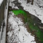 """Keine Gefahr durch """"grünes Wasser"""" im Stiftingtalbach"""