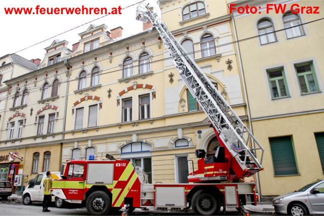 Tauwetter sorgt für Hochbetrieb – Feuerwehr warnt vor Dachlawinen