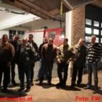 Richtiger Umgang mit Hydranten – Winterschulung der FF Ohlsdorf
