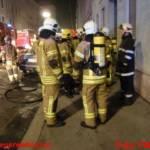 Wohnungsbrand in Graz