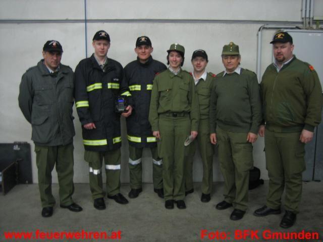 Feuerwehr Gruppenfoto