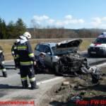 Verkehrsunfall - Gonowetz bei Bleiburg