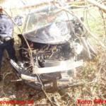 Schwerer Verkehrsunfall in Ohlsdorf