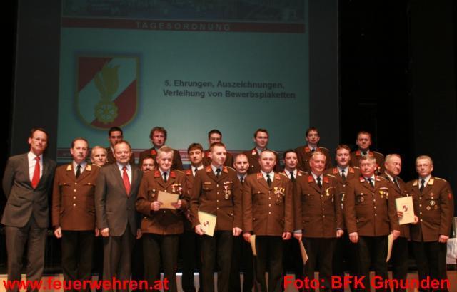 Leistungsbericht 2009 BFK Gmunden