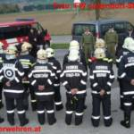 Branddienstleistungsprüfung Stufe II im Abschnitt VI des BFVGU