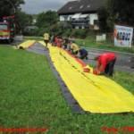 Starke Regenfälle sorgen für Überflutungen in Graz