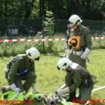 Bezirks-Feuerwehrleistungsbewerb in Bad Ischl