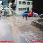 Großalarm in Kitzbühel
