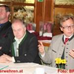 """Pressekonferenz in Stein/Enns: """"Bilanz der Katastrophenhilfsmaßnahmen"""""""