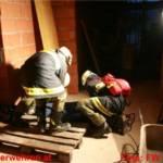 UE Zwei Personen verunglückten auf einer Baustelle