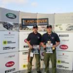 Land Rover Einsatzkräfte-Teamwettbewerb