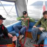 Fünf neue Bootsführer ausgebildet