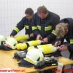 Erfolgreiche Teilnahme beim Atemschutzleistungsbewerb in Laakirchen